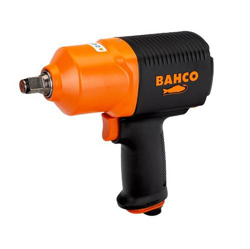 "1/2 ""Pneumatic Screwdriver Double Hammer Mechanism 786 Nm BPC815 Bahco"