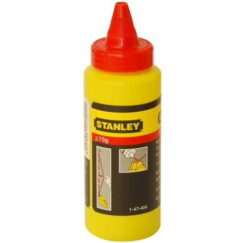 Red tracer for dust 225gr. Stanley 1-47-804