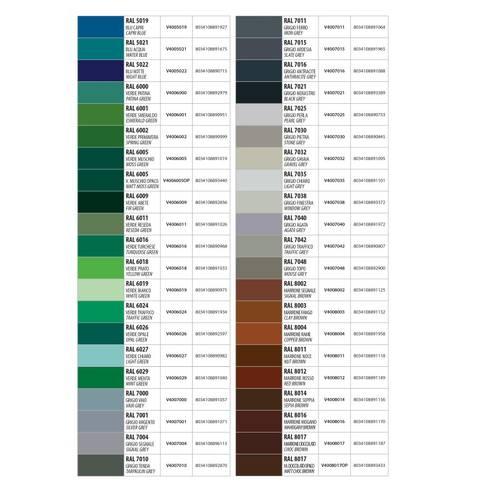 Multipurpose Acrylic Spray Enamel Paint 400 ml Ambro-Sol