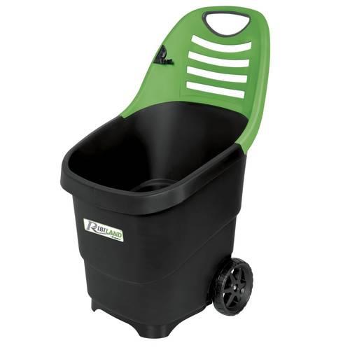 Multipurpose Trolley for Garden Maintenance 65 lt PRGC65 Ribimex