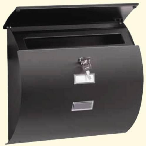 "Black Magazine ""Quarto di Luna"" Black Box 10-811.9004 Silmec"