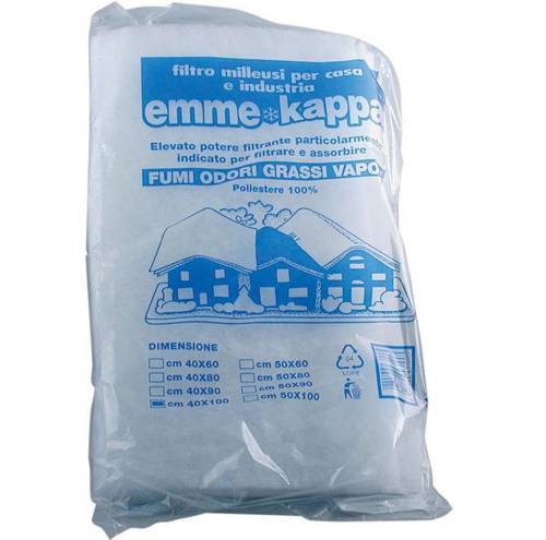 "Hood Filter ""Emme Kappa"""