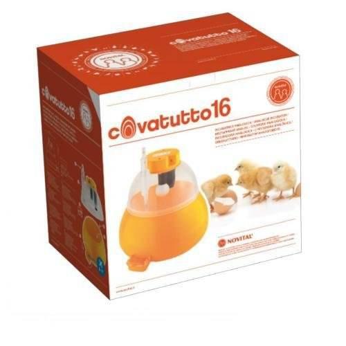 Incubator eggs COVATUTTO 16 Novital
