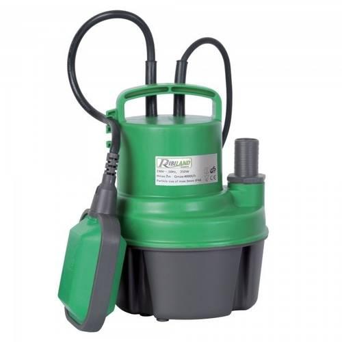 Submersible Clean Water Pump 250W PRPVC249 Ribimex