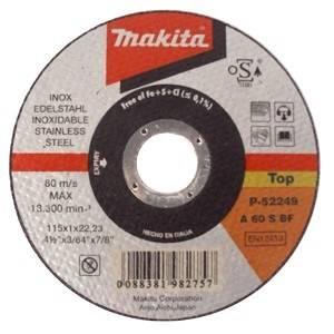 Cutting disk Inox 115 mm Makita