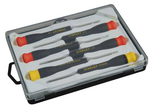 Set 6 Precision screwdrivers STHT0-62631 Stanley