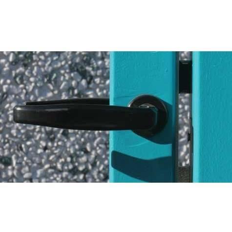 Handle for doors Metallic with screw mm.35-50 Art.435 IBFM
