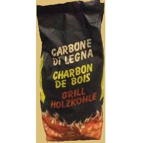 Charcoal Plant 4-10 Kg Buffoli
