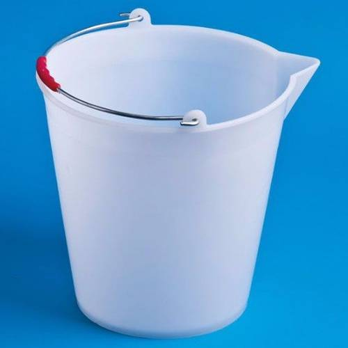 Beak bucket with Plastic Handle with ICS