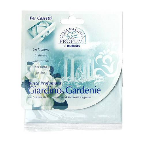 Envelope Perfumed Garden for Drawers of Gardenias Nuncas