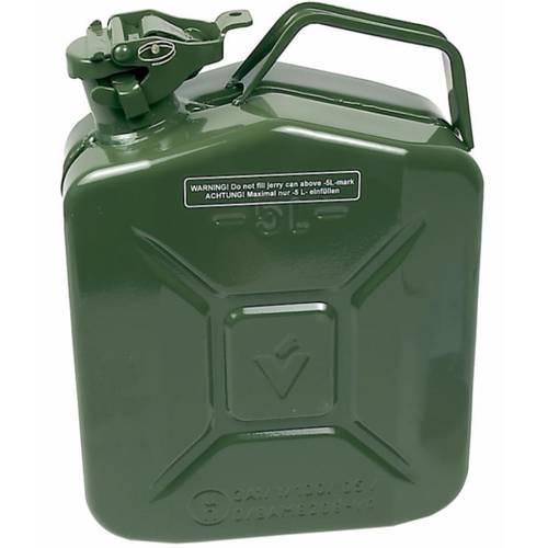 Metal tank for gasoline 5 liters Ama 31476
