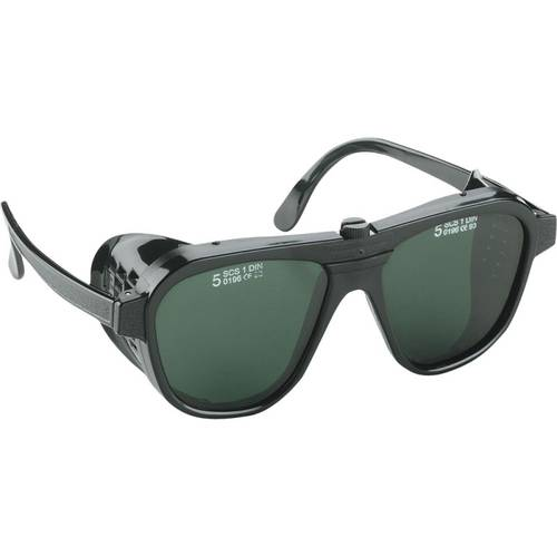 Glasses with lenses Green Protections Lateral Beluna / V 161040