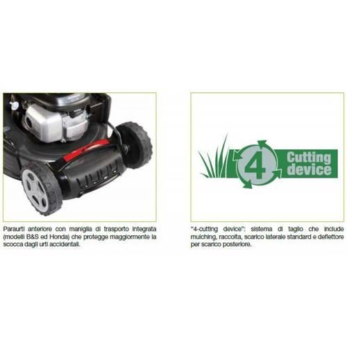 Mower AR 53 THX Allroad Aluminium Efco