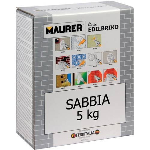 Sand 5kg Maurer 086275