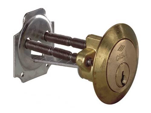 Cylinder Detached in Brass 02500 00 0 Cisa