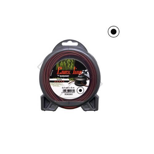 Round wire 2.5 mm for Brushcutter 15m COEX VALVE R302501 Sabart