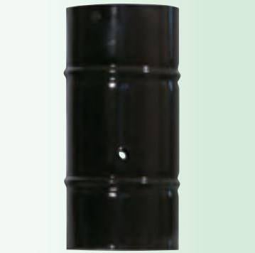 Tube Drilled Without valve for stove Black Smalbo
