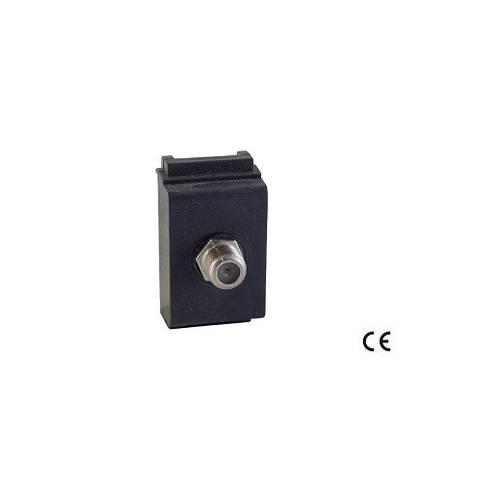 Coaxial socket SAT / TV Type F Standard 52482 Maurer