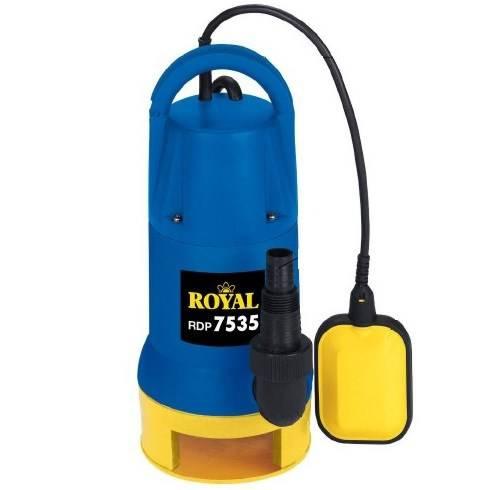 Dark water pump for Royal RDP 7535 Einhell