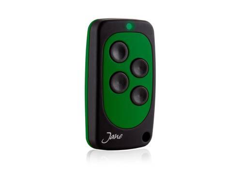 Remote control for Gates JANE V Green Italfile JV055