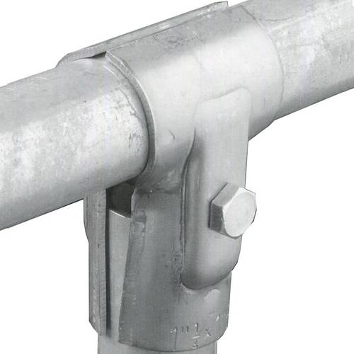 1-Bolt T-Clamp for Pipes