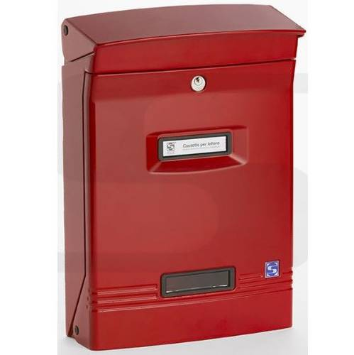 Mailbox Gioiosa Rossa 10-400.3001 Silmec