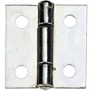 Cerniera Zincata Quadra Art.121 Maurer