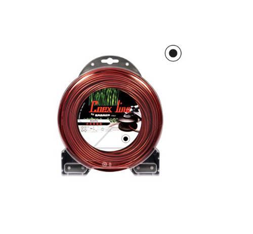 Round wire 2.5 mm for Brushcutter 75m COEX VALVE R302504 Sabart
