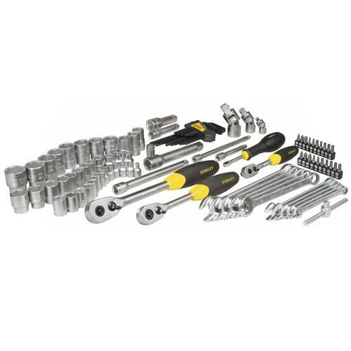 """September 30pcs Socket wrenches 1/2 """"+ 1/4"""" + 3/8 """"STHT0-73925 Stanley"""