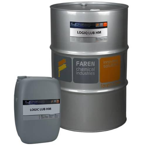 LOGIQ LUB HM 46 Lt.5 Faren Hydraulic Oil