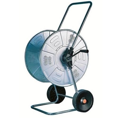 Galvanized hose reel cart 315 Agrati