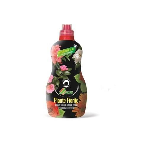 Liquid fertilizer for flowering plants 1 Liter Al.Fe