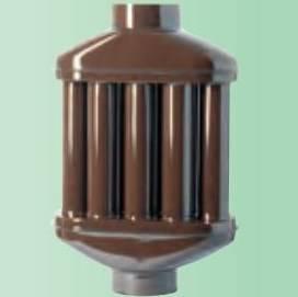 8 Elements Heat Diffuser for Smalbo Brown Stove