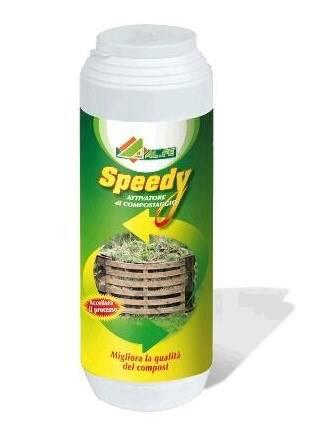 SPEEDY Organic Composting Activator 900 gr Al.Fe