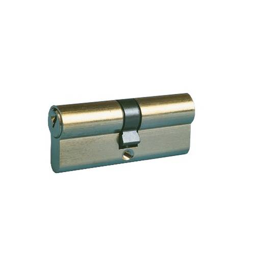 Cylinder European Profile in Brass Potent