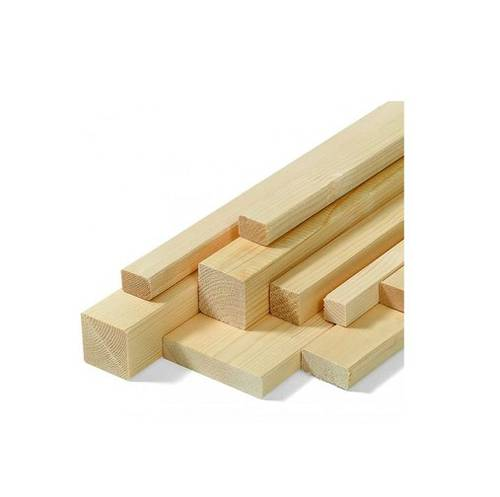 Planed Fir Wood Strip for Shelving Astori