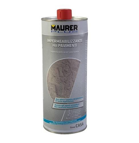 Waterproofing for Flooring 1Lt Maurer