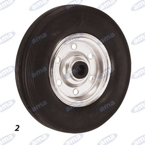 Full Rubber Wheel 300X50 mm 01073 Likes
