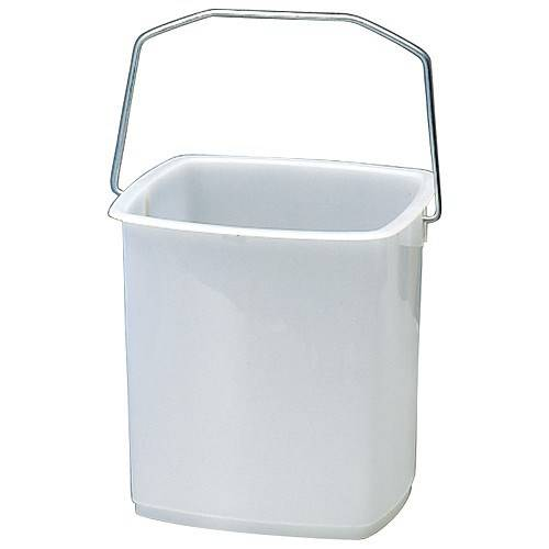 White 20 liter bucket Framework ICS