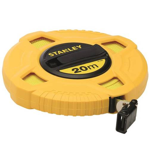 Metric wheel fiberglass tape 20m Stanley 0-34-296