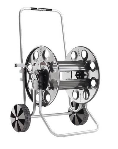 Hose reel cart METAL GEMINI 8894 Claber