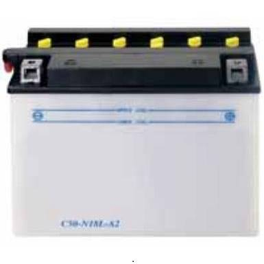 Battery for Riding C50-N18L-12V R106178 Sabart