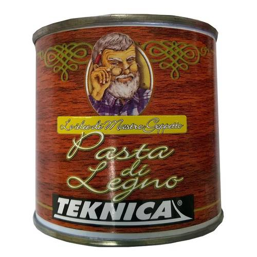 """Putty for Wood """"Wood pulp"""" 250 ml Teknica"""