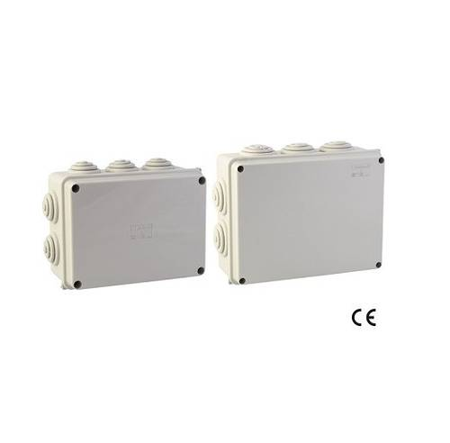 IP65 Waterproof Junction Box Box 10 Maurer cable glands
