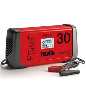 Caricabatterie Pulse 30 230V 6V/12V/24V 807587 Telwin