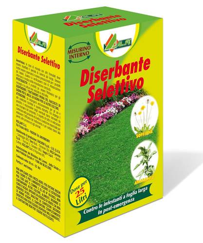 Selective systemic herbicide 50 ml Al.Fe