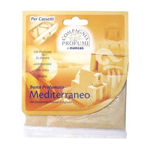 Scented envelope for Cassetti Mediterranean Nuncas