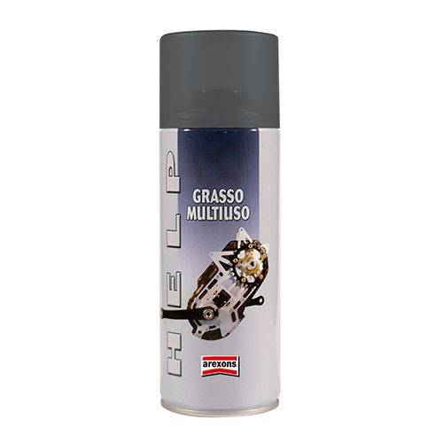 Grease Multipurpose Lubricant Spray HELP 400 ml Arexons