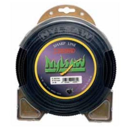 Filo Quadro Seghettato Nylsaw Sabart 3,5 mm x 27 m R302036