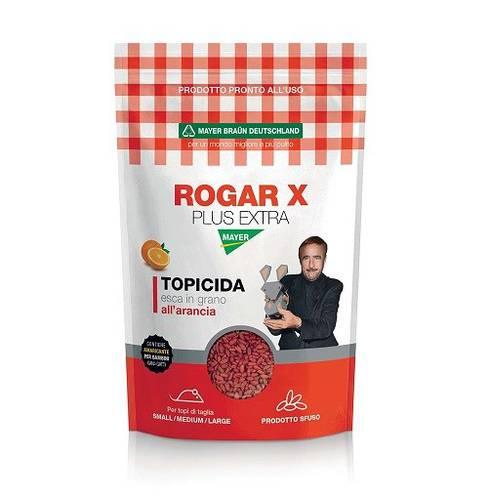 ROGAR X PLUS EXTRA Orange Grain Topicide Bait 1,5Kg Mayer Braun